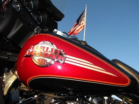 2005 Used Harley-Davidson ULTRA CLASSIC ELECTRA GLIDE FLHTCUI ULTRA CLASSIC FLHTCU at Used Motorcycle Store Serving Chicago, Naperville, & Rockford, IL, IID 16626588