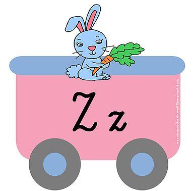 Alfabet Lokomotywa