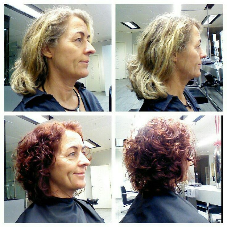 Cut and color by hårstudion