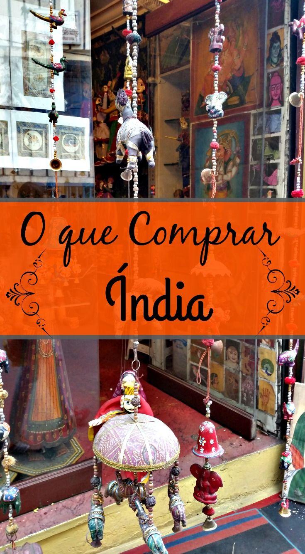 Em dúvida sobre o que comprar na Índia?  Dicas de 5 coisas que você tem que comprar durante sua viagem na Índia.