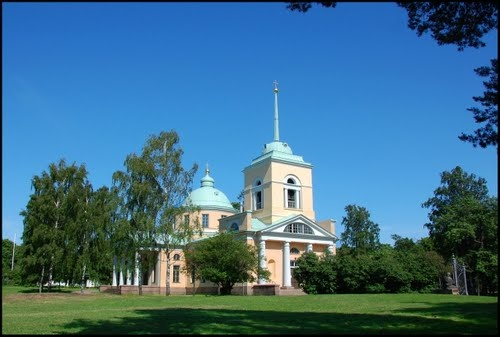 The Orthodox Church in Kotka, Finland