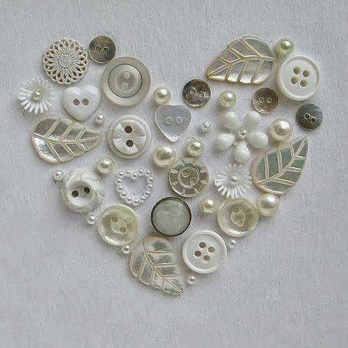 Bellart Atelier: Trabalhos com botões.