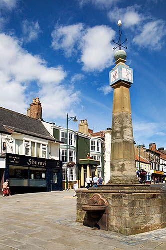 Market Cross, Guisborough, Redcar and Cleveland, England