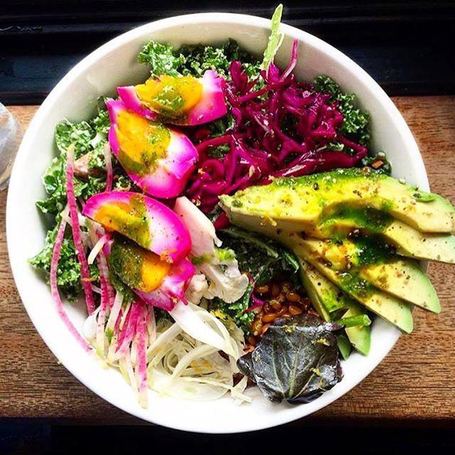 No pain, no grain! El Rey Luncheonette in NYC