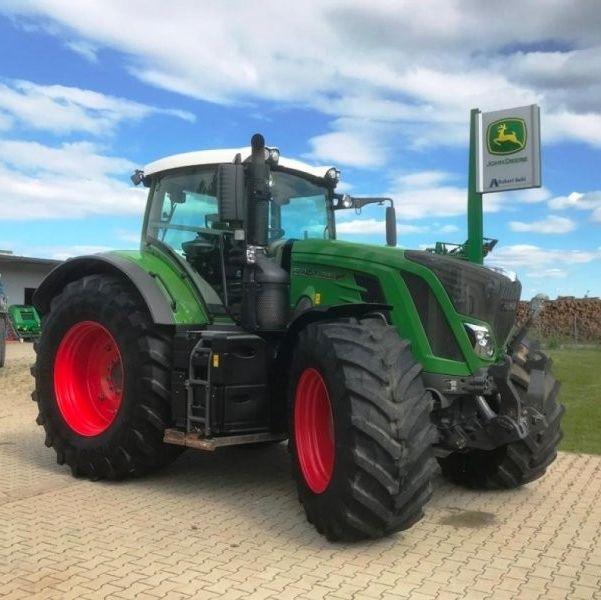 Fendt 936 S4 Traktor Baujahr 2017 360 Ps 60 Km H Hochstgeschwindigkeit Hydraulischer Oberlenker Fendt Traktor Fendt Traktor