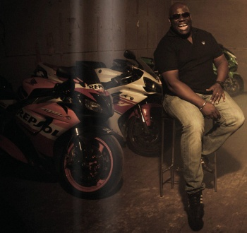 DJ Carl Cox talks about his love of motorcycles...