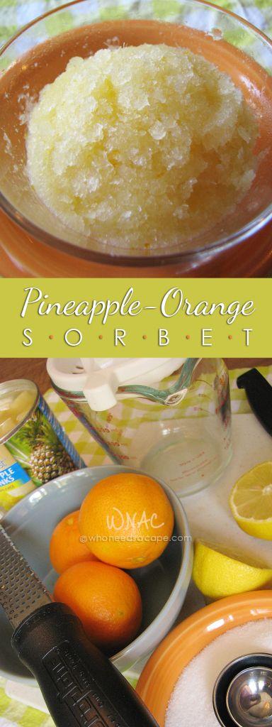 1000+ ideas about Orange Sorbet on Pinterest | Sorbet, Sorbet recipe ...