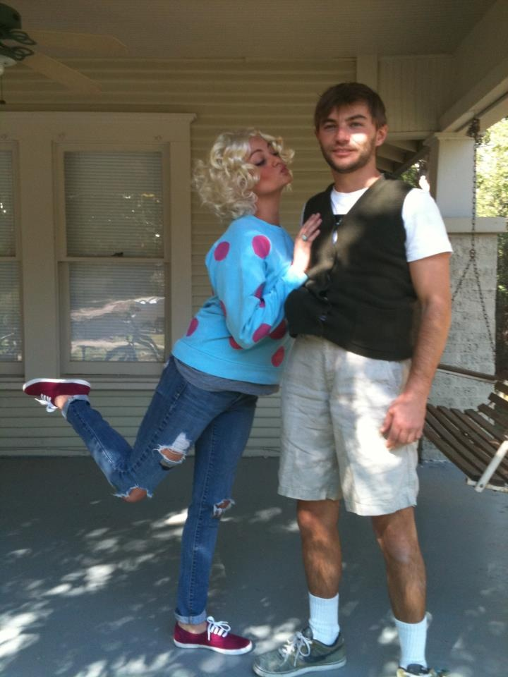 doug funny & patty mayonnaise. halloween 2011 | Holidays ... Quailman And Patty Mayonnaise Costume