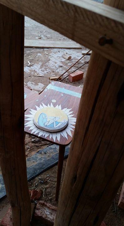 Mariaan Kotze Art. Decor. Gifts side tables walkabout... http://ift.tt/2c2ymxO