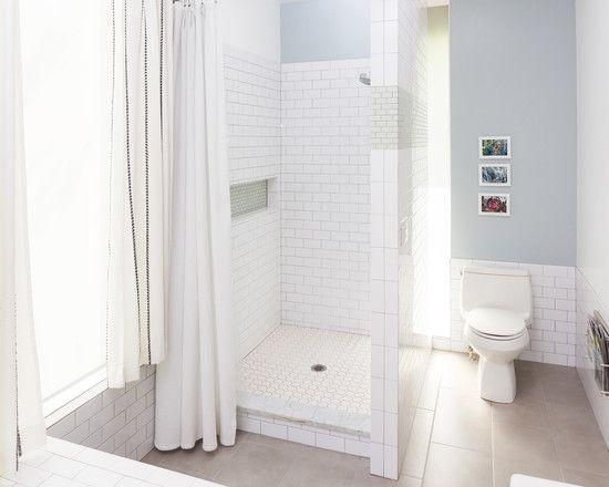 Белая ванная комната дизайн