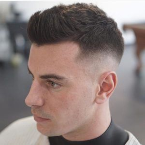 Short haircuts for men are the go-to haircut styles for most guys. There is something very satisfying about going to the barber to get your hair all cleaned up and looking fresh.    There are a huge variety