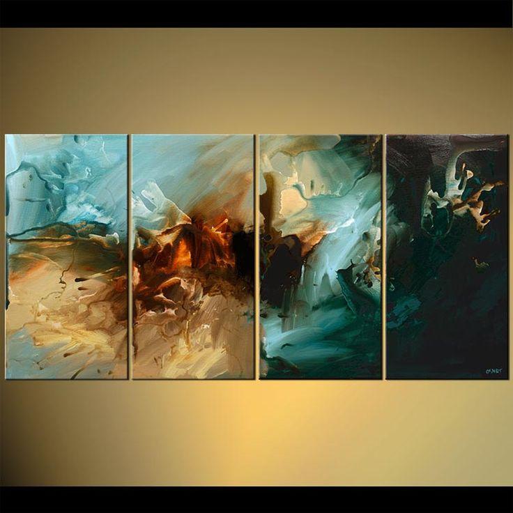 48 best abstract art images on Pinterest | Modern ...