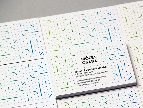 Csaba Mózes We had the chance to design the visual identity of...