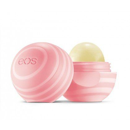 Get noticed with visibly softer lips. Nourish your lips and enjoy the delicious flavor of this coconut milk lip balm! eos Visibly Soft(TM) Coconut Milk Lip Balm, enriched with natural conditioning oil