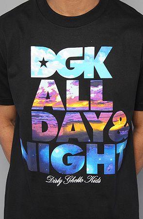 DGK - The Day & Night Tee