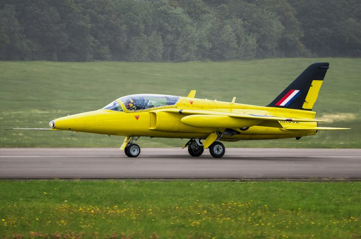 The Folland Gnat is a small British fighter jet conceived as a lightweight aircraft for combat and training.