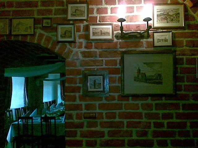 Kolekcja moich prac na zamku w Golubiu-Dobrzyniu