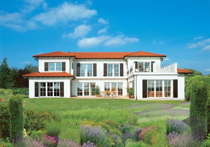 54 besten stadtvillen villa modern und verspielt bilder auf pinterest bien zenker evolution. Black Bedroom Furniture Sets. Home Design Ideas