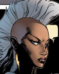 Ororo Munroe Storm X Men Marvel Mohawk