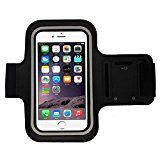 Cell Phone Armband: Running Jogging Sports Fitness Excercise Workout Cellphone Holder Case for iPhone 6, 6 Plus +, 5, 5S, 5C, 4, 4S, 3G, 3GS / Samsung Galaxy S6, S5, S4, S4 Active, S4 Mini, S3, S3 Mini, S2, Note 1, 2, 3, 4 / iPod Touch 3, 4, 5 / HTC ONE X, ONE S Z520E, Windows Phone 8 (AT&T, T-Mobile, Verizon) / Motorola DROID RAZR / LG G2 / G3, Nexus 4 / Nexus 6, P760 / Nokia Lumia 920, 820 / Sony Z1 Z2 Z3, - IPX8 Certified, BLACK - https://www.trolleytrends.com/?p=63788