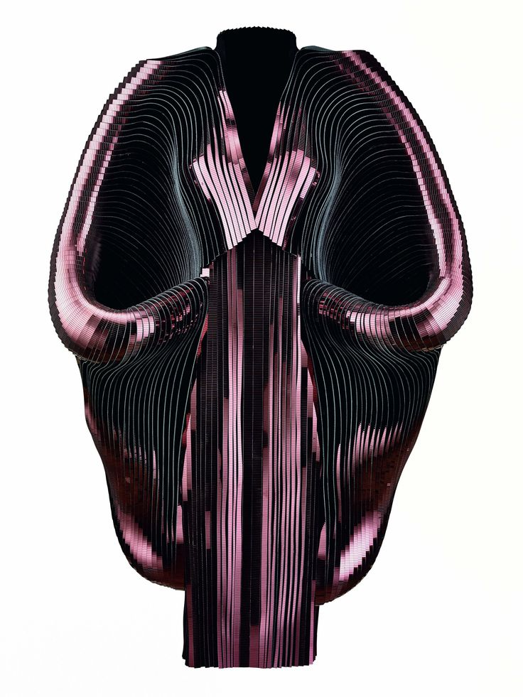 Iris van Herpen's Technological Couture Arrives at the High Museum of Art