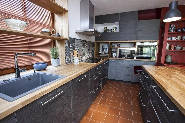 Návrh a realizace kuchyně