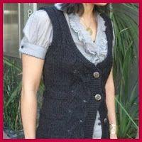 Diversidades: patrones gratis de crochet, amigurumi y manualidades: ROPA DE MUJER EN PUNTO