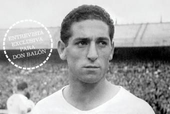 "Francisco ""Paco"" Gento (Racing de Santander, 1952–1953, 10 apps, 2 goals), his debut with Racing."