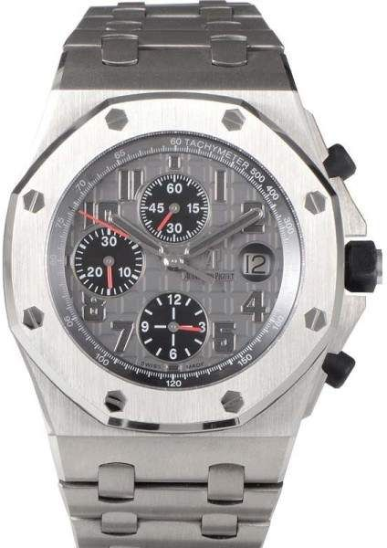 Audemars Piguet 26170TI.OO.1000TI.01 Royal Oak Offshore Titanium Watch