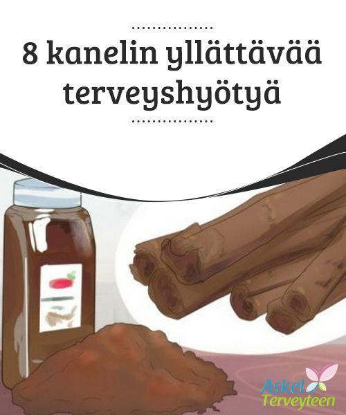 8 kanelin yllättävää terveyshyötyä   #Kaneli voi olla hyvin #tehokas apu niille, joilla on #diabetes.  #Luontaishoidot