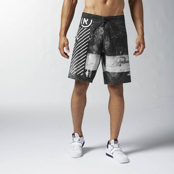 Reebok CrossFit Super Nasty Core Chalk Short