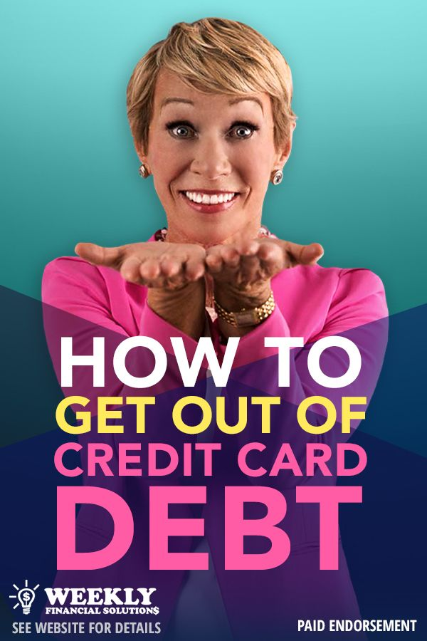 "Financial Expert and ""Shark Tank's"" Barbara Corcoran has teamed up with Freedom Debt Relief to show you how you can resolve your credit card debt without resorting to loans. Created to help people struggling with heavy debt, Freedom Debt Relief offers a way out - - no loan required."