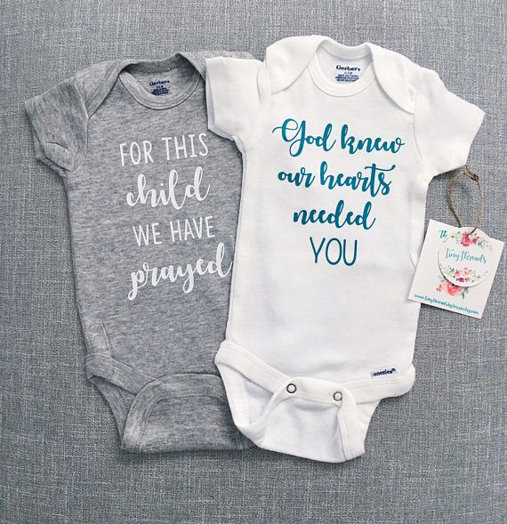 Available in 5 sizes w// 55 text color options Personalized Gerber Baby Onesie