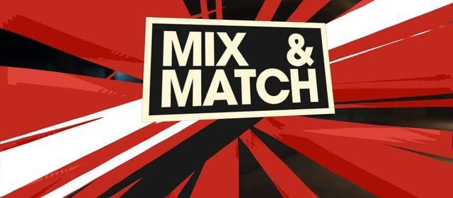 MIX&MATCH : PROGRAM TITLE (DARK Ver.)  + TEASER MIX&MATCH : THE BEGINNING (FULL Ver.) http://youtu.be/QUTsVFDIgqQ