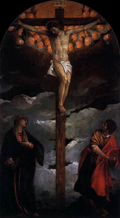 Crucifixion - Paolo Veronese Discover the coolest shows in New York at www.artexperience...