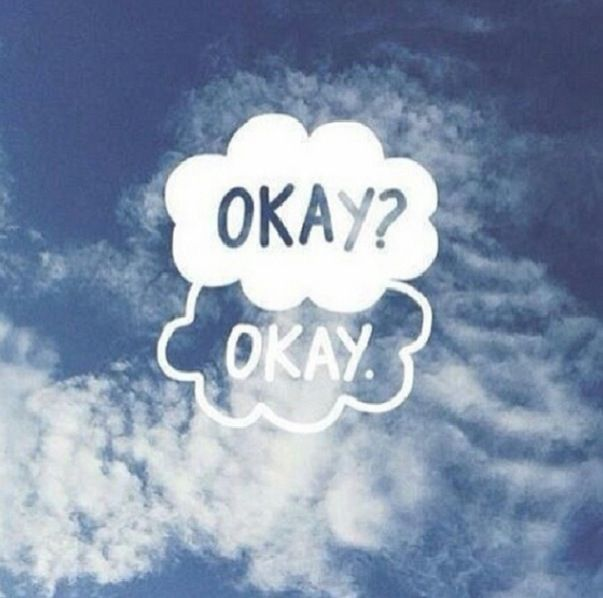 The Fault In Our Stars ☁