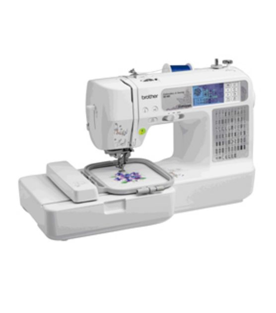 Brother SE400 Computerized Sewing And Embroidery Machine, , hi-res This will be my next sewing/embroidery machine!