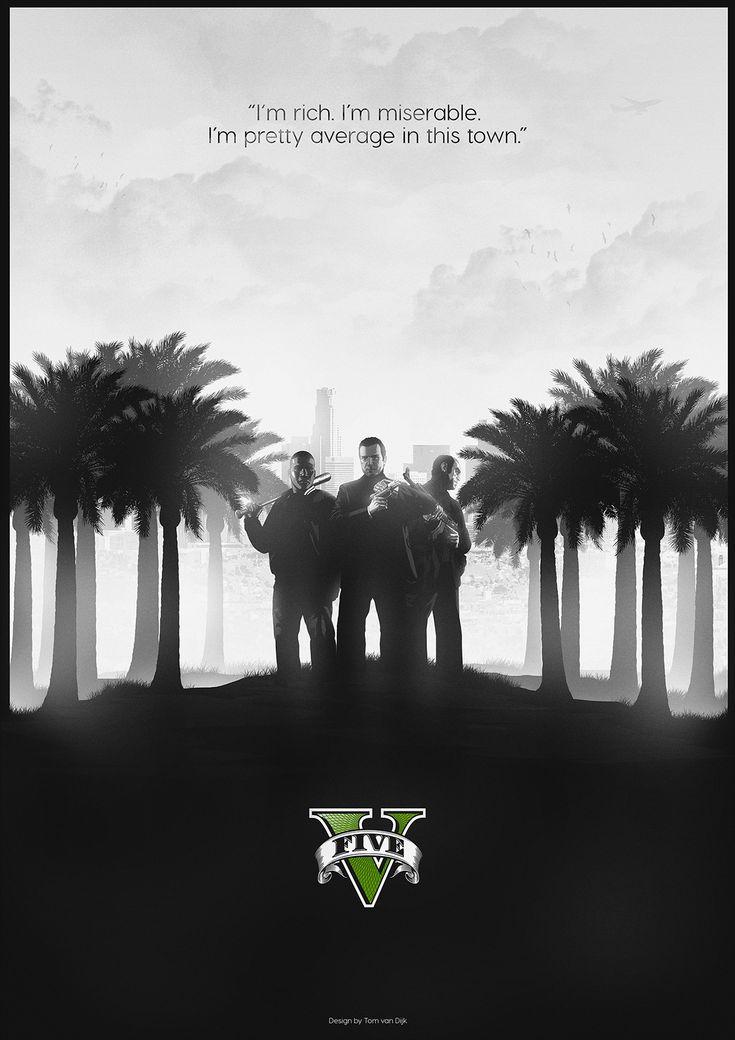 https://www.behance.net/gallery/28767045/The-GTA-Collection-Red-Dead