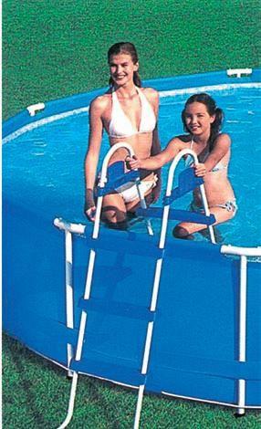 SCALA DOPPIA SALITA CM. 122 PER PISCINA INTEX https://www.chiaradecaria.it/it/accessori-per-piscine/15886-scala-doppia-salita-cm-122-per-piscina-intex-078257589746.html