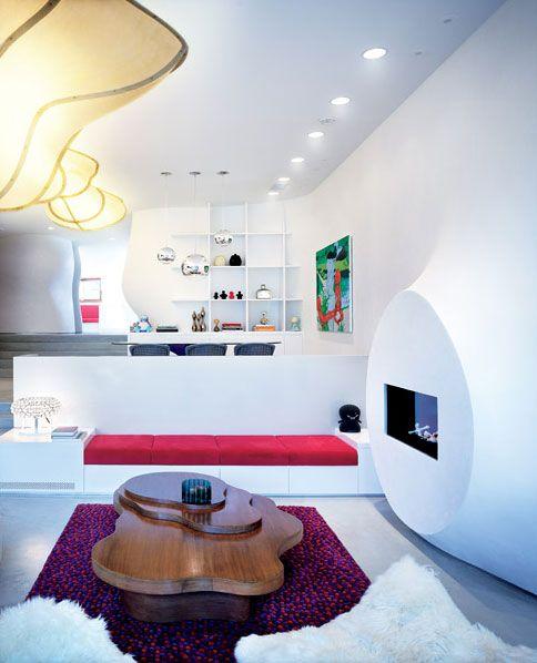 83 best Funky interior design images on Pinterest | Bohemian ...