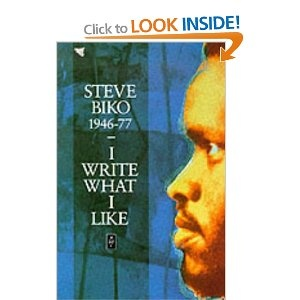 On 12th September 1977, Steve Biko was murdered in his prison cell. He was only 31, but his vision and charisma - captured in this collection of his work - had already transformed the agenda of South African politics. This book covers the basic philosophy of black consciousness, Bantustans, African culture, the institutional church and Western involvement in apartheid.