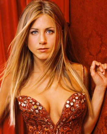 Jennifer Aniston - long and gorgeous hair