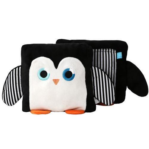 "Sydney Penguin Plush Pillow (7 1/2"" Tall)"