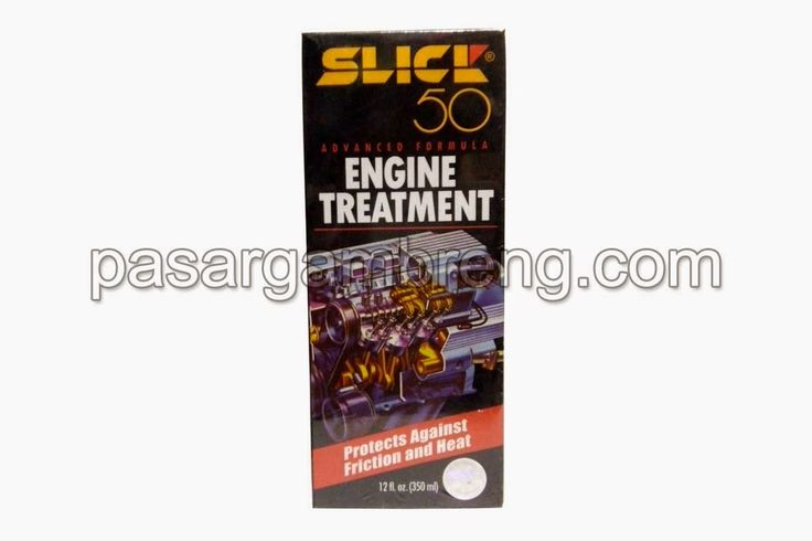Slick 50 Engine Treatment