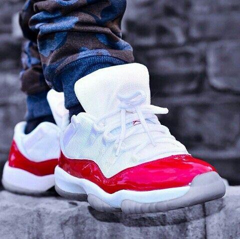 Discount Buy Nike Air Jordan 11 Low Columbia Custom