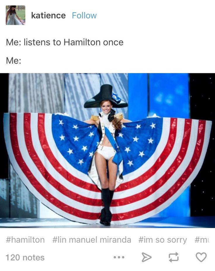 Hamilton on Tumblr