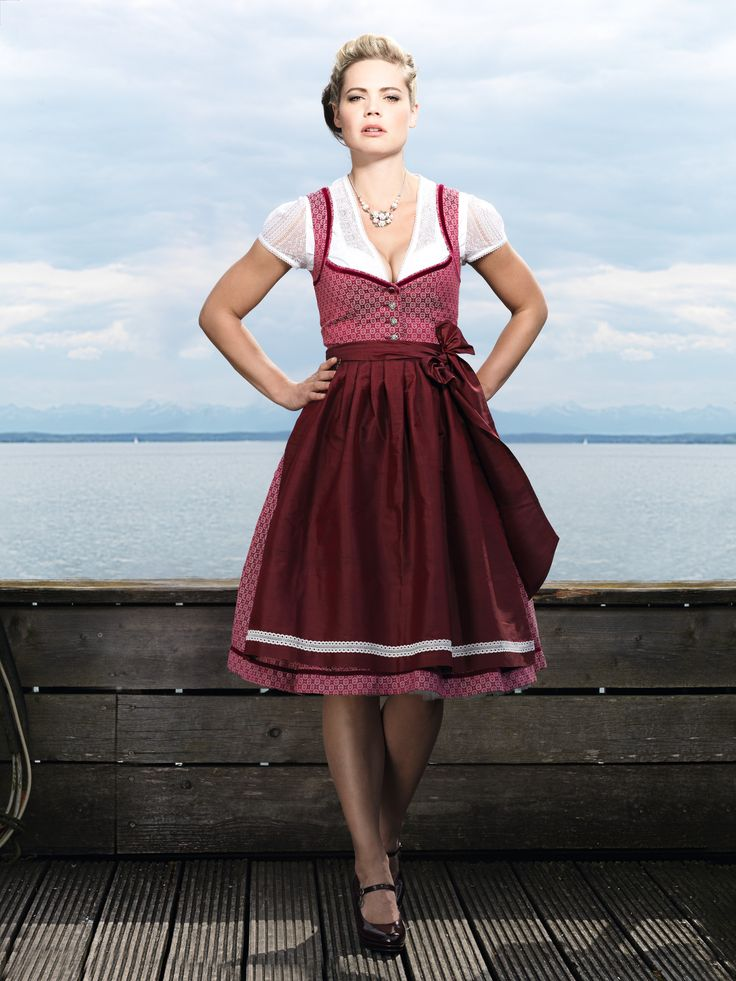 Womens Mila Dirndl Alpenfee Tracht Store For Sale Manchester Great Sale Cheap Online Discount New Arrival 2018 New Cheap Online XF6Tvf
