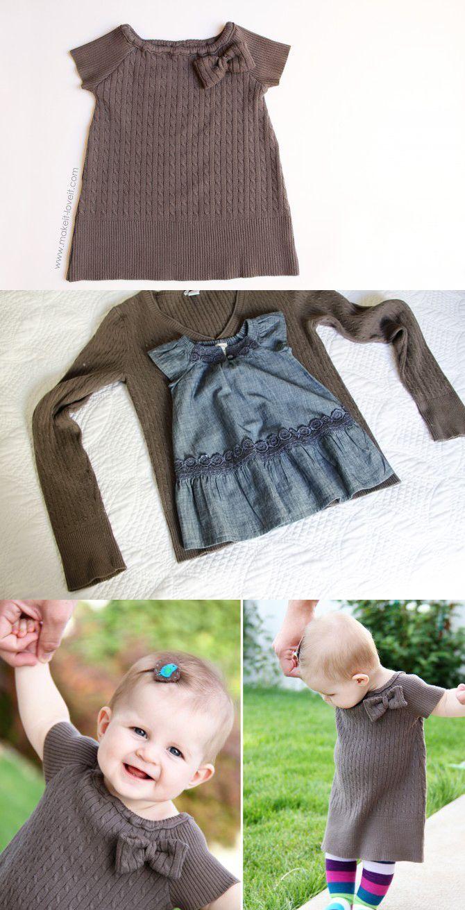 Reciclando ropa