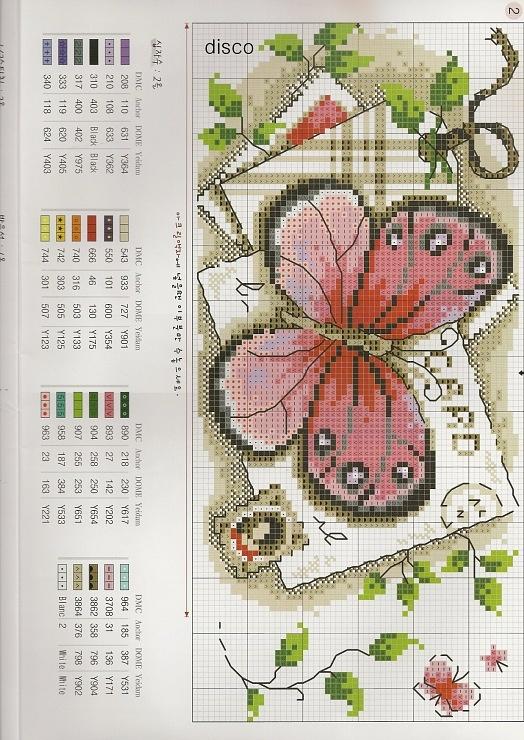 Gallery.ru / Фото #3 - Бабочки - DELERJE
