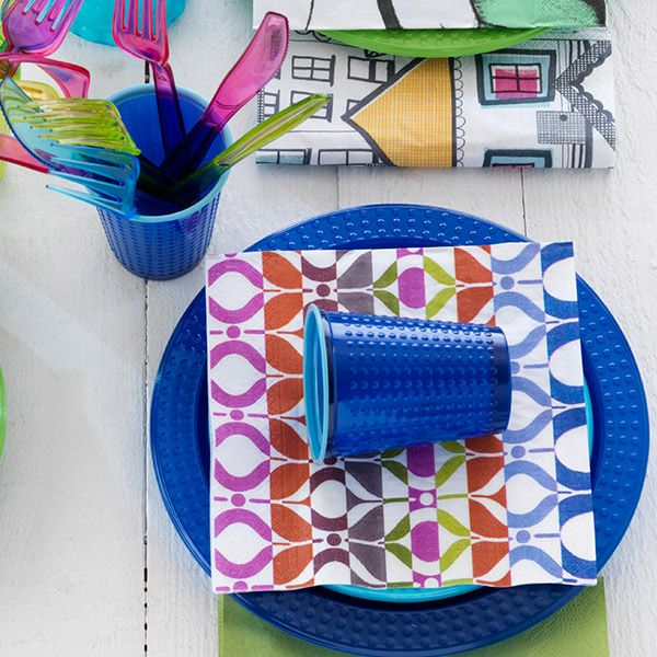 colorix - mix and match in colorful tableware